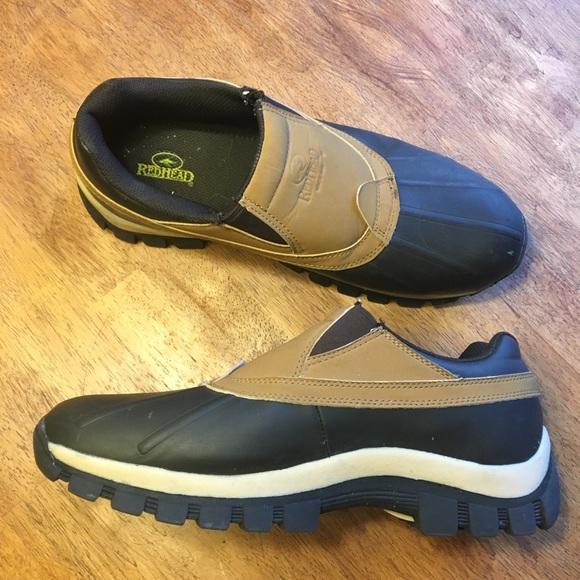 Redhead Cruiser Slipon Waterproof Shoes